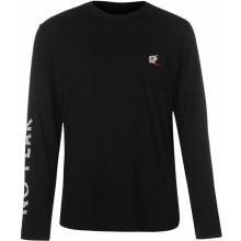 No Fear Skate Raglan T Shirt Mens Bros Never Die