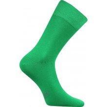 44e9b10d617 Lonka Zelené ponožky se stříbrem - pánské