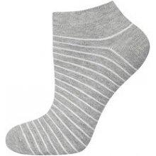4276333830c Soxo pánské pruhované ponožky tmavě modrá-bílá