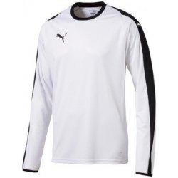 bb9e5ed7e5be Puma Trička s dlouhými rukávy Liga Jersey LS Bílá alternativy ...