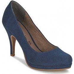 Dámská obuv Tamaris Lodičky VALUI Modrá 75fd44a2a4