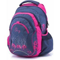 c49c603dbf Karton P+P batoh OXY Fashion Pink Flowers od 1 299 Kč - Heureka.cz