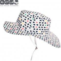 Dětská čepice Dětský klobouk s UV Kietla Fun Fair OBOUSTRANNÝ 1468e47f25