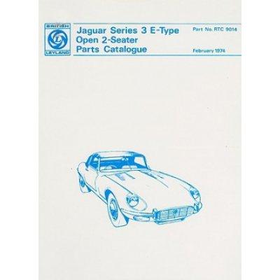 Jaguar E Type V12, Series 3
