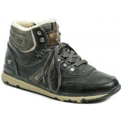 91993eed0eb Mustang 4095-602-820 Navy pánské nadměrné zimní boty skate boty ...