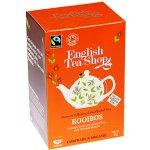 English Tea Shop Čaje Rooibos Čistý 20 s.