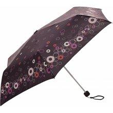 Doppler Havanna PARTY RINGS dámský odlehčený mini deštník fialová