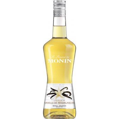Monin (sirupy, likéry) Monin liqueur creme de vanille 20% 0,7 l
