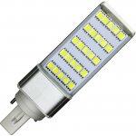 LEDsviti LED žárovka G24 5W Teplá bílá
