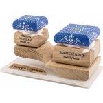 RaE Barevná limitovaná edice Bambucké tělové máslo 30 ml + Krémový deodorant 15 ml Indický lotos 30 ml a 15 ml dárková sada