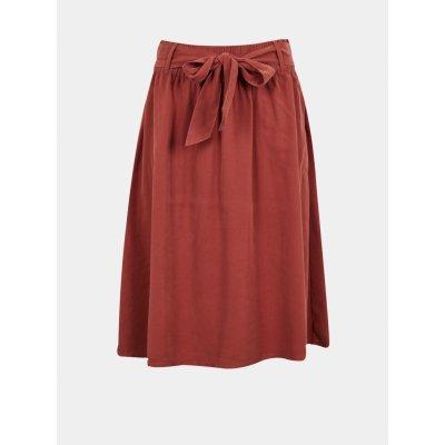 Only sukně Manhattan Mago cihlová