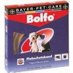 Bayer Antiparazitní obojek Bolfo pro psy a kočky 38 cm