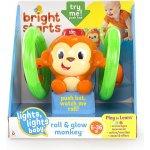 Bright Starts svítící hudební opička