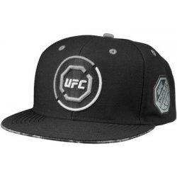 a53984a65bb Reebok Sport Kšiltovky UFC Ultimate Fan Flat Brim Snapback Cap Černá ...