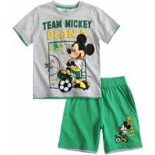 Tričko a bermudy Mickey