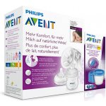 Philips AVENT Natural se zásobníkem 125ml VIA 180ml 5ks