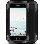 Pouzdro LOVE MEI iPhone 7 / 8 - POWERFUL černé