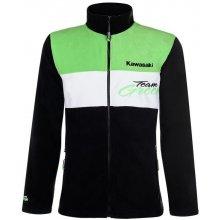 Kawasaki mikina na zip TEAM GREEN black white green ce9319c63fe