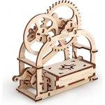 Ugears 3D mechanický model Krabička na vizitky