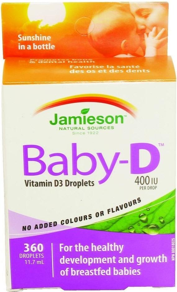 vitamín d pro děti