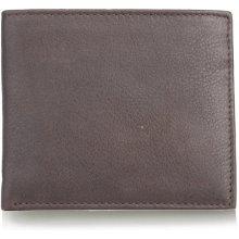 Benetton peněženka Modigliani hnědá
