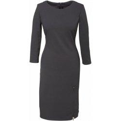 10c388eca44a Esmara dámské business šaty antracitová