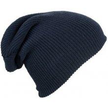 db7735ed111 MYRTLE BEACH Knitted Long Beanie Námořní modrá