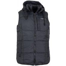 Loap HARALD CCM1308 pánská zimní vesta černá