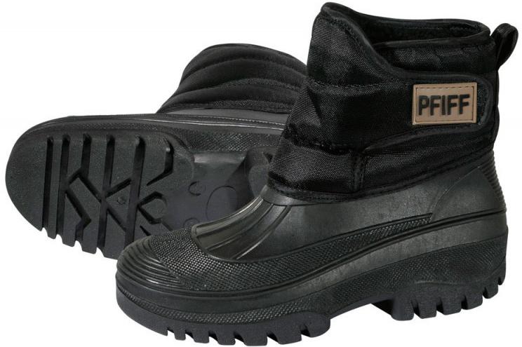 5ccff96c056 PFIFF Termo boty nízké unisex černé