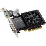 EVGA GeForce GT 710 2GB DDR3 02G-P3-2713-KR