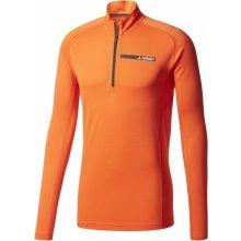 Adidas Pánský funkční top 1099593_oranžová
