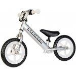 Strider bike Pro stříbrné