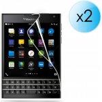 Ochranná folie BlackBerry Passport, 2ks - originál