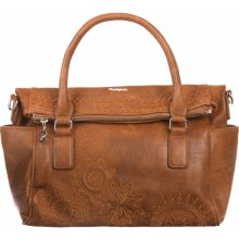 1dcb5cf914 Desigual Dark Amber Loverty camel