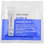 Paul Mitchell Curls Ultime Wave krémový gel dokonalé vlny 7,4 ml