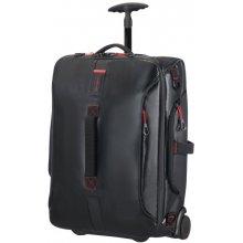 Samsonite taška  batoh s kolečky Paradiver Light duffle wh 55 backpack Black 5bf4e92d9e