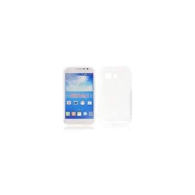 Pouzdro S Case Samsung G130 Galaxy Young 2, průhledné