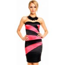 77a7645f4518 Mayaadi Deluxe elegantní pouzdrové šaty