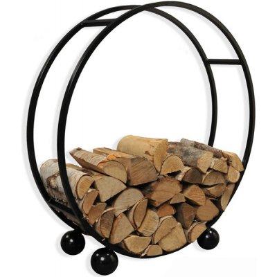 CookKing Zásobník na krbové dřevo DAISY 80 cm
