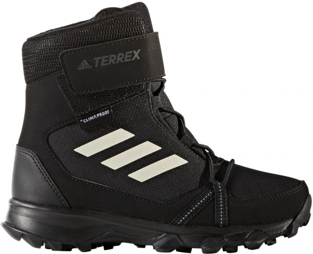 Adidas Performance TERREX SNOW CF CP CW K 29 Černá   Bílá od 1 390 Kč -  Heureka.cz 59b622354f