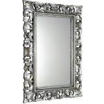SAPHO SCULE stříbrná 70 x 100 cm IN156