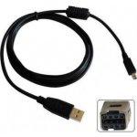 Logo LAM KVU10188QL USB (2.0), USB A (2.0) M-8 pin M, 1.8m, černý