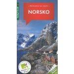 Norsko průvodce na cesty + přílohová mapa