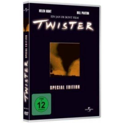 Twister, DVD, deutsche u. englische Version