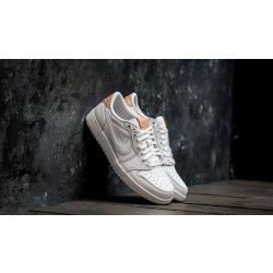 Air Jordan 1 Retro Low OG Premium White/ Vachetta Tan-White