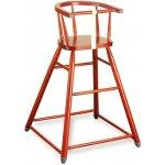 L. A. Bernkop Jídelní židlička Sandra 331717 bílá