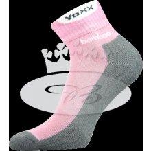 VoXX BROOKE bambusové ponožky růžová