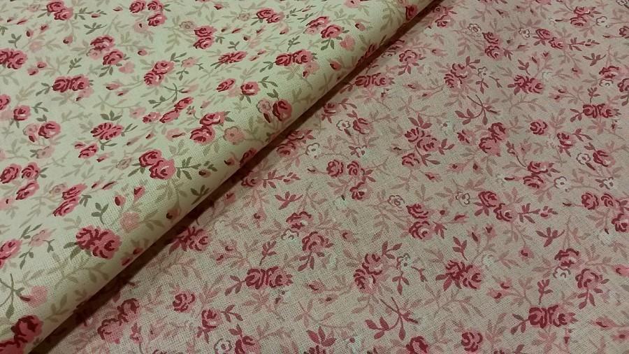 Recenze Bavlněná látka LIBERTY růžičky růžové růžové šíře 160 cm -  Heureka.cz d16f664ab01