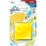 Glade by Brise Fresh Lemon Discreet osvěžovač vzduchu náhradní náplň 8 g