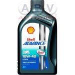 Shell Advance Ultra 4T 10W-40, 1 l